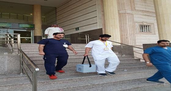 تدشين الجرعة الثانية لشلل الأطفال لمدة 5 أيام في مكة