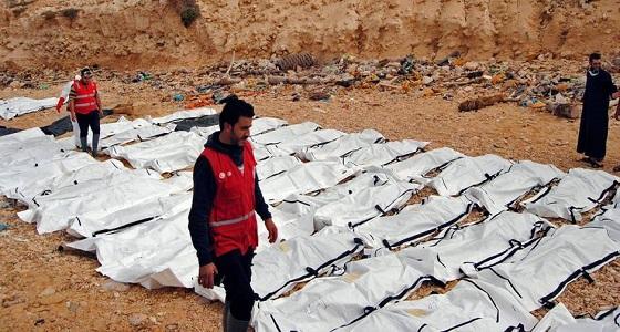 مقتل 30 مهاجرا غير شرعي جنوب غربي ليبيا