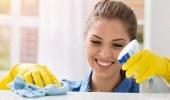 دراسة: المنظفات المنزلية تؤثر على حياة المرأة