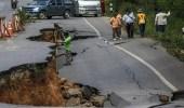 """"""" زلزال الهلاك """" يسوي قرى بابوا غينيا بالأرض"""