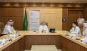 مدير صحة الرياض يدشن التقييم الإلكتروني بمستشفى الملك خالد بالخرج