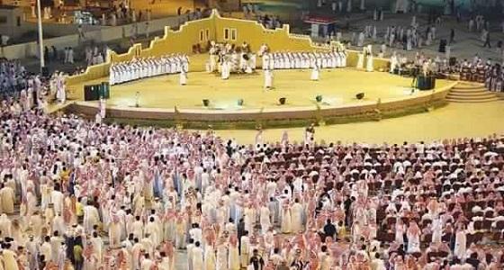 المسابقات القرآنية في جناح الأمانة العامة للمسابقة بـ الجنادرية 32