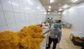 مصادرة وإتلاف 350 كيلوجرام أغذية خلال حملة تفتيشية بالرياض