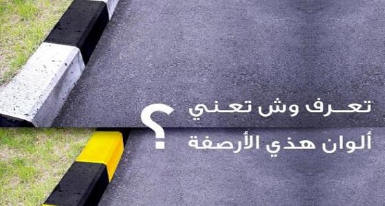 بالفيديو.. مواطنون يثيرون الضحك بمعلوماتهم حول علامة مرورية