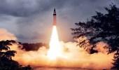 الهند تجري تجربة إطلاق لصاروخ باليستي قادر على حمل أسلحة نووية