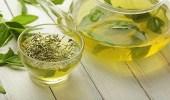خليط من الشاي الأخضر والجنزبيل لتنظيف الشرايين ومحاربة الكوليسترول