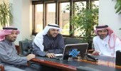 بالصور.. تدشين نظام المستودعات الإلكتروني بجامعة القصيم