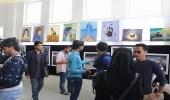 بالصور.. معرض تشكيلي بتعز رغم حصار الحوثيين