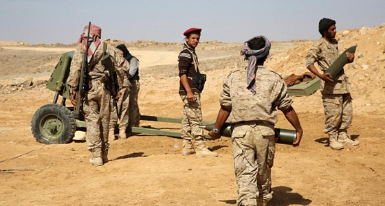 بالفيديو.. قوات التحالف تطارد مليشيا الحوثي حتى الفرار