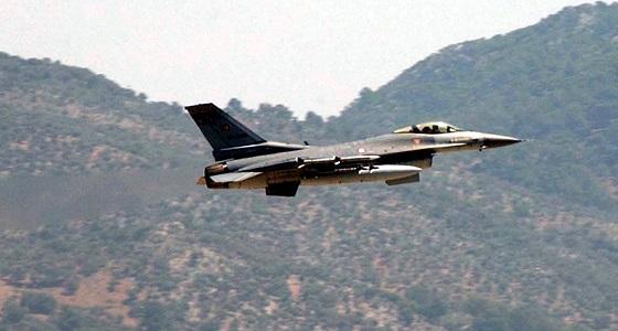 تحطم طائرة عسكرية تركية ومصرع طياريها