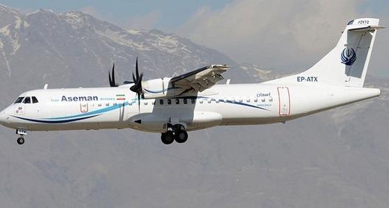 العثور على حطام الطائرة الإيرانية المنكوبة