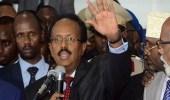 انفجار سيارتين وإطلاق نار قرب مقر إقامة الرئيس الصومالي