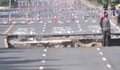 مقتل وفقدان 11 في انخساف الأرض بالصين