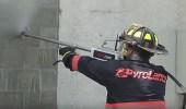 """بالفيديو.. نظام جديد لمكافحة الحرائق بـ """" أمريكا """""""