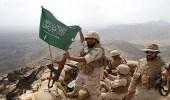 القوات تداهم كهفا للحوثيين قبالة الحدود الجنوبية للمملكة