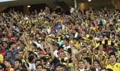 مباراة الاتحاد والشباب تسجل أعلي معدل حضور جماهيري