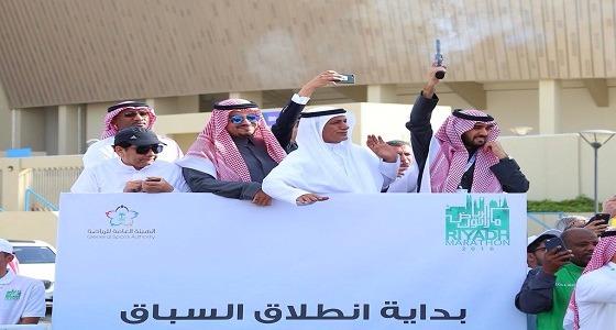 بالصور.. إنطلاق ماراثون الرياض الدولي