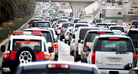 """3.3 مليون أسرة سعودية تمتلك سيارات.. و """" مكة """" تتصدر"""
