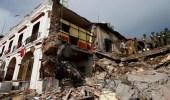 زلزال قرب ساحل المكسيك على المحيط الهادي