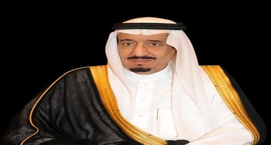 خادم الحرمين يعزي أمير الكويت في وفاة الشيخ ناصر صباح فهد الصباح