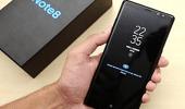 "سامسونج تطرح تحديث "" أوريو "" الجديد لهواتف Note8"