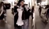 بالفيديو.. فتاة اتحادية تلعب الكرة في شوارع جدة