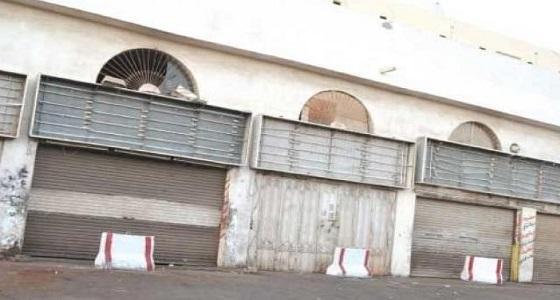 إغلاق 200 ورشة إصلاح سيارات مخالفة في جدة