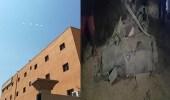 إصابة مقيم إثر سقوط شظايا صاروخ باليستي بعد اعتراضه وتدميره بنجران