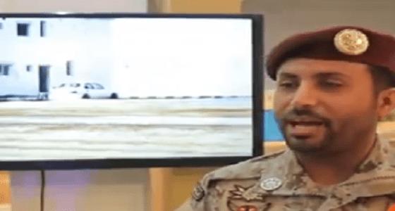 بالفيديو.. سعودي يطور جهازا للكشف عن المتفجرات وتعطيلها