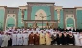 بالصور.. أمير حائل يدشن مستشفى الملك سلمان التخصصي