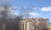 بالفيديو.. قبل يومين من الانتخابات المصرية.. انفجار سيارة مفخخة بالإسكندرية