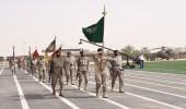 بالصور.. تخريج دورات معهد طيران القوات البرية بالقصيم