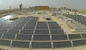 بالصور.. استخدام 7.5% من مساحة المملكة لمشروعات الطاقة الشمسية يسد الاحتياج العالمي لها
