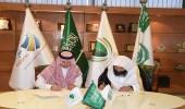 """"""" نبراس """" توقع عقداً مع مكتب محمد عماد اليحيى"""