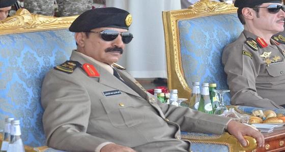 بالصور.. نائب مدير الأمن العام يشكر القيادة لدعمها الأجهزة الأمنية
