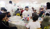 بالصور.. معرض الرياض الدولي للكتاب يستقبل زواره من الطلاب في يومه الثاني