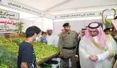 """بالصور.. وكيل محافظة ضباء يدشن فعاليات مهرجان """" النبق والحبق """" السياحي بالديسة"""