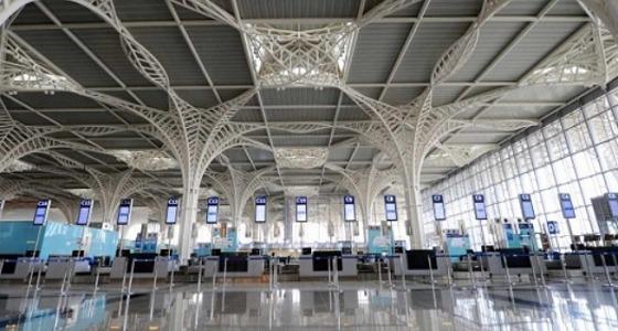 مطار الأمير محمد بن عبدالعزيز الأفضل في الشرق الأوسط