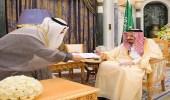 خادم الحرمين يتسلم رسالة خطية من أمير الكويت