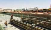 أمانة نجران تنجز 75% من مشروع درء أخطار السيول بطريق الأمير نايف