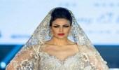 بالصور..دارين حداد بفستان الزفاف