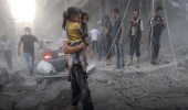 ارتفاع حصيلة قصف الغوطة الشرقية إلى 68 قتيلا