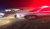 بالصور.. مصرع وإصابة 8 أشخاص في حادث تصادم بجدة
