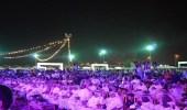 مهرجان زفاف جماعي لـ 280 شاب وفتاة في 7 بلدات بالأحساء