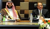 """المملكة ومصر يرفعان شعار """" معاً لتشجيع الاستثمارات والحد من التلوث """""""