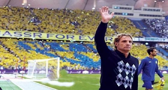 كارينيو يفكر في استبدال الأجانب بعد وصوله إلى الرياض