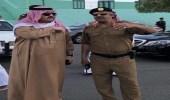 بالفيديو.. أمير عسير يشارك ميدانيا في حملات أمنية