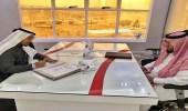 صحة الباحة توقع مشاريع لتجهيز مركز القلب وأقسام للعناية المركزة بالمنطقة