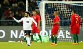 البرتغال يهزم منتخب الفراعنة وديا