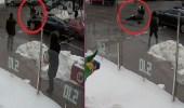 بالفيديو..موكب للرئيس الأوكراني يدهس مواطن